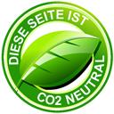 Diese Seite ist CO2-neutral